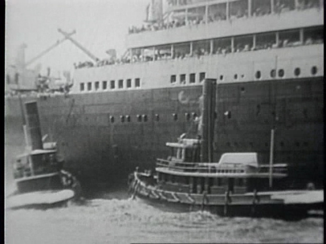 Titanic Tugs Names Erased From History